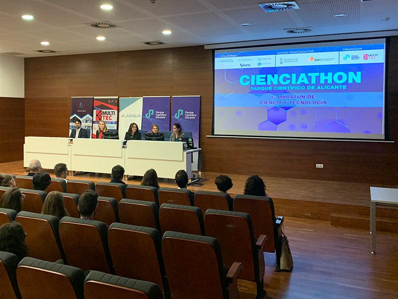 cienciathon-congreso